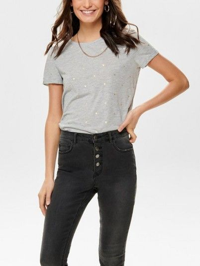 T-SHIRT MULHER ISABELLA ONLY