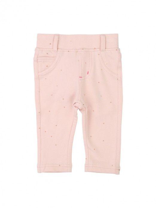 Pantalones Bebé Niña Rosa Billie Blush U04177
