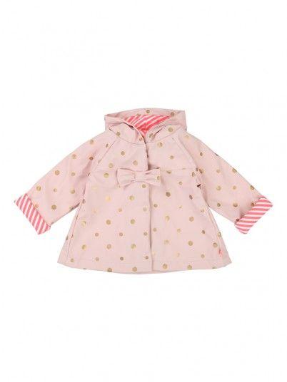 Chaqueta Bebé Niña Rosa Claro Billie Blush U06096