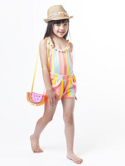 Shorts Girl Multicolor Billie Blush U14313