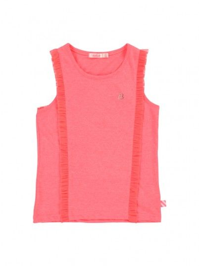 T-Shirt Niña Rosa Fucsia Billie Blush U15597