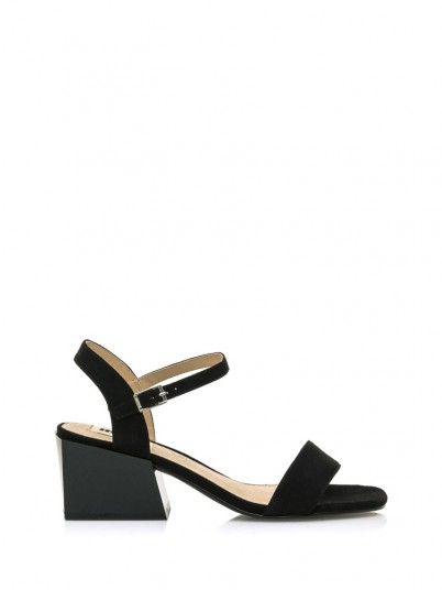 Sandals Woman Black Mtng