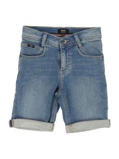 Pantalones cortos Niño Ganga Hugo Boss J24605