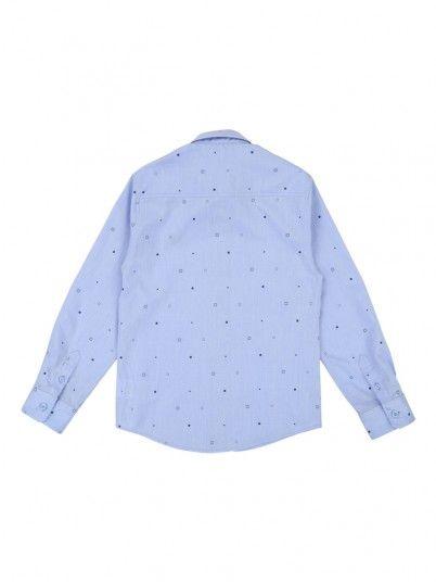 Shirts Boy Blue Hugo Boss J25D35
