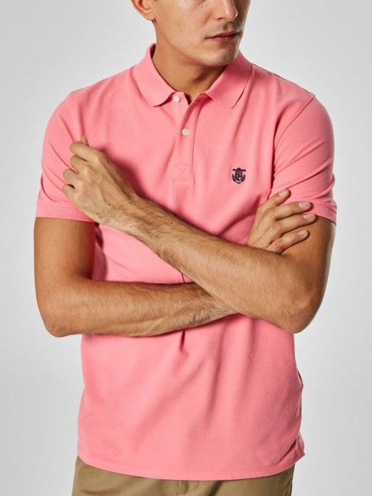 Pole Man Lharo Pink Selected