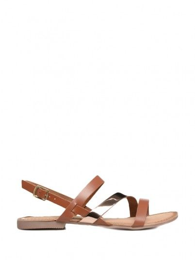 Sandals Women Brown Gioseppo 47798