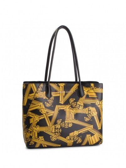 Handbag Women Black Versace E1VTBBK1