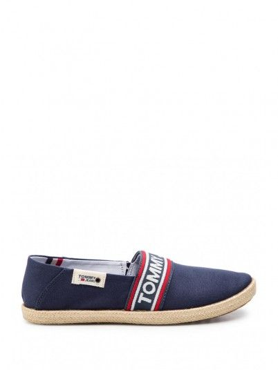 Zapatos Men Navy Blue Tommy EM0EM00222