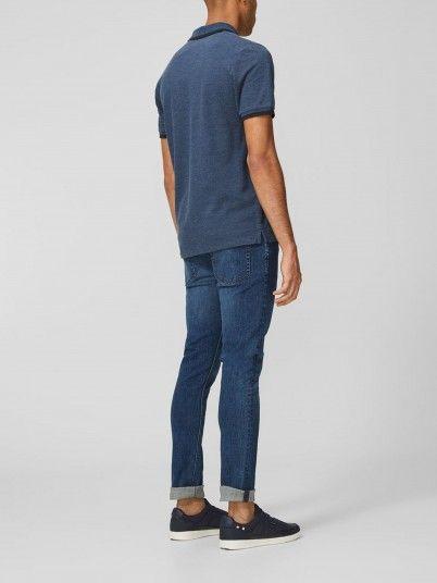 Polo Hombre Azul Marino Produkt N1912131530