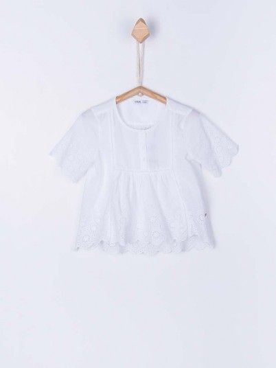 Top Girl Cream Tiffosi Kids 10027367