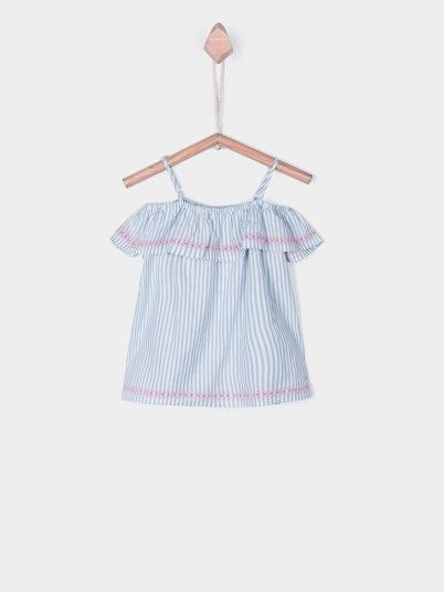 Top Girl Risca Blue Tiffosi Kids 10027324