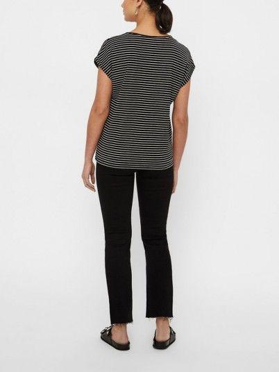 T-Shirt Mujer Negro Vero moda 10211654