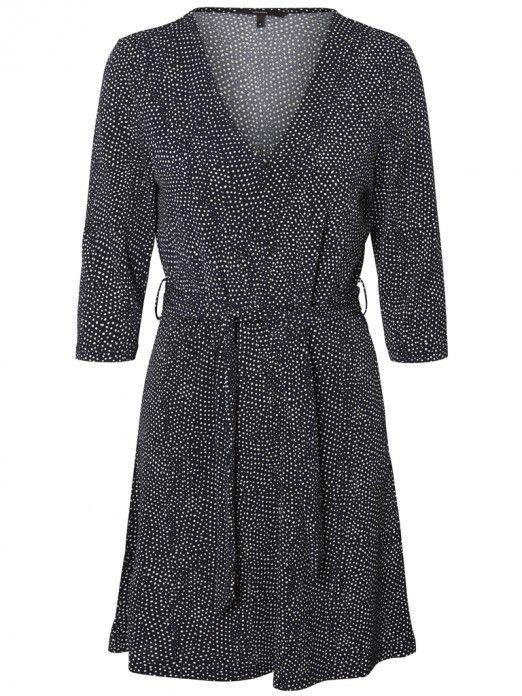 Vestidos Mujer Azul Oscuro Vero moda 10212582