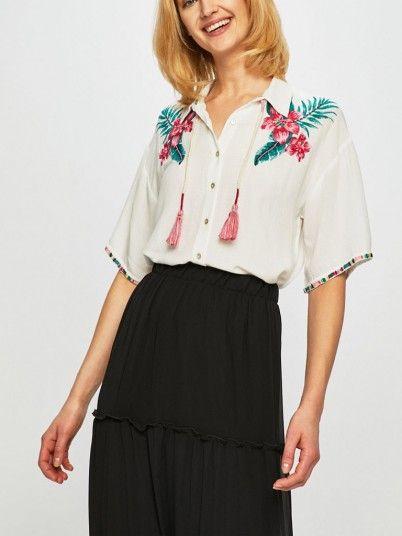 Camisas Mujer Blanco Pepe Jeans PL303346