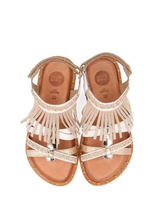 Sandals Girl Golden Gioseppo 47810