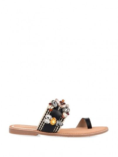 Sandals Woman Black Gioseppo