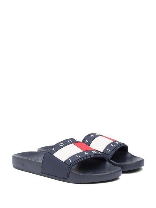 Chinelo Homem Pool Tommy Jeans