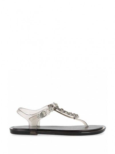 Sandals Woman Dark Grey Gioseppo