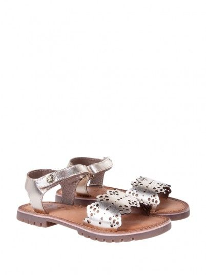 Sandals Girl Golden Gioseppo 47135