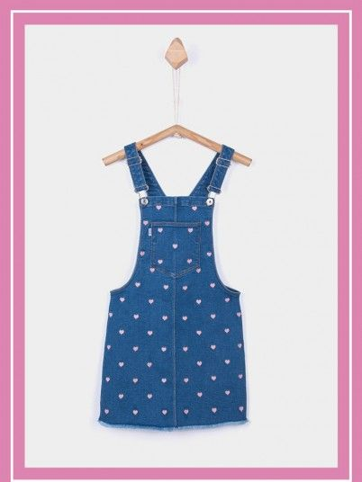 Dress Girl Jeans Tiffosi Kids