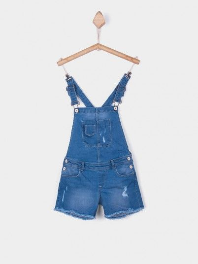 Jumpsuit Girl Denim Tiffosi Kids 10027014