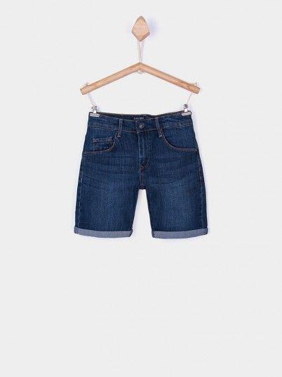 Shorts Boy Jeans Dark Tiffosi Kids 10027063