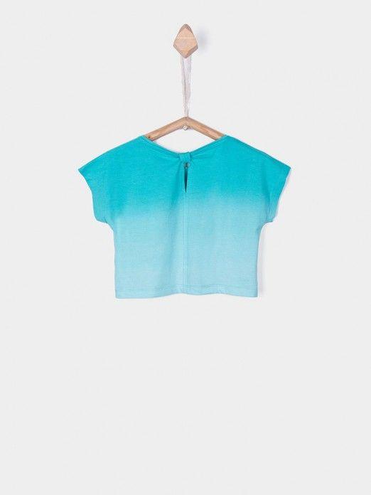 T-Shirt Menina Malu Tiffosi