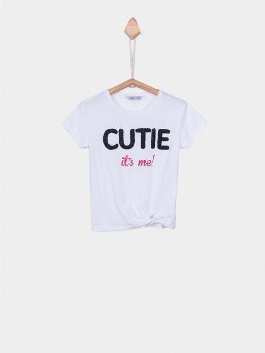 T-Shirt Menina Iria Tiffosi