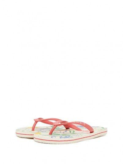 Flip Flops Girl Cream Name It 13162866