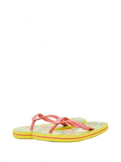 Chanclas Niña Amarillo Name It 13162866