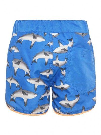 Pantalones cortos Niño Azul Name It 13163082