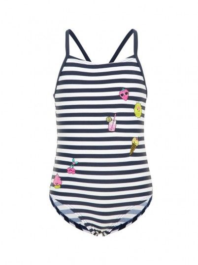 Bathing Suit Girl Navy Blue Name It 13163100