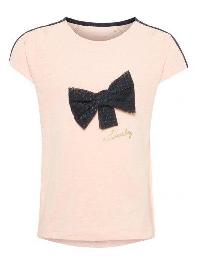 T-Shirt Girl Rose Name It 13163403