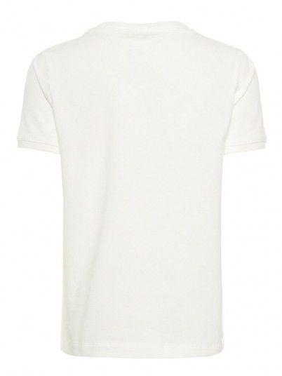 T-Shirt Niño Blanco Name It 13163506