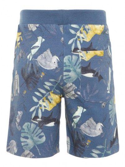Pantalones cortos Niño Azul Name It 13163519