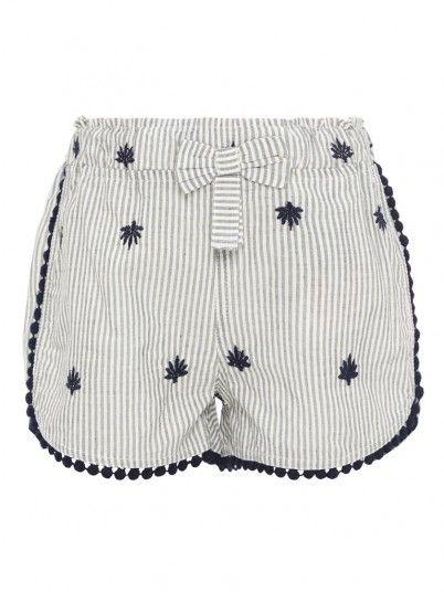 Shorts Girl Grey Name It 13164663