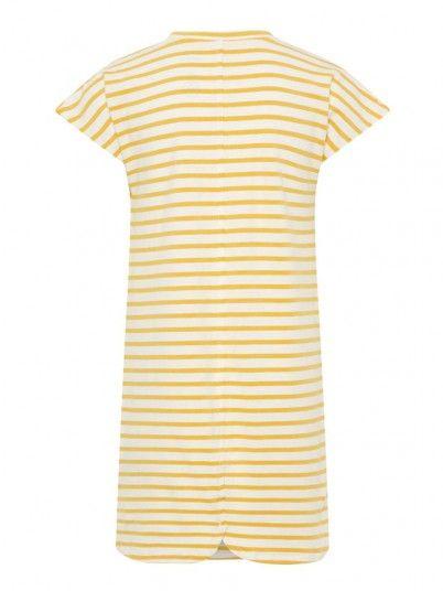 T-Shirt Niña Amarillo Name It 13164806