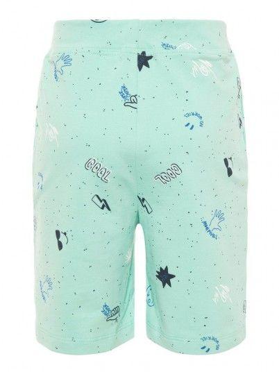 Pantalones cortos Niño Verde Name It 13164840