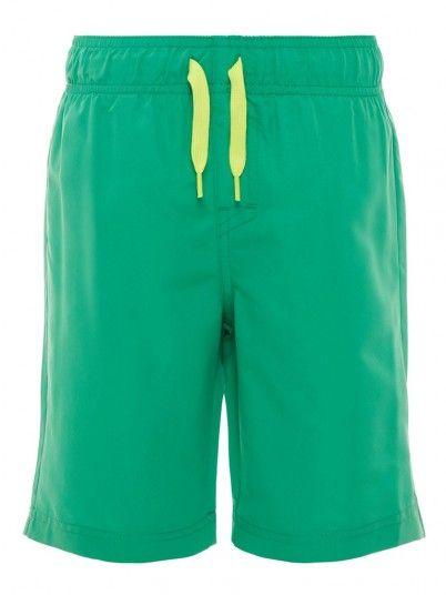 Shorts Boy Green Name It