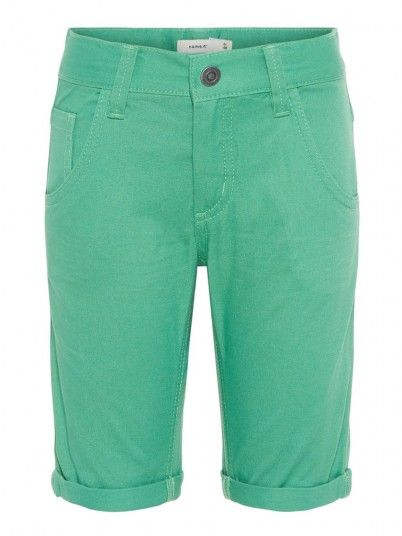 Pantalones cortos Niño Verde Name It N1913153794