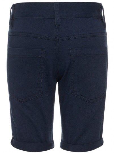Pantalones cortos Niño Azul Oscuro Name It N1913153794