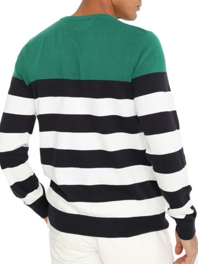 Knitwear Men Green Produkt 12146554