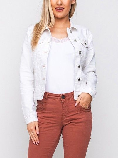 Chaqueta Mujer Crema Only 15170129