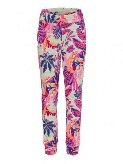 Trousers Girl Floral Only 15177844