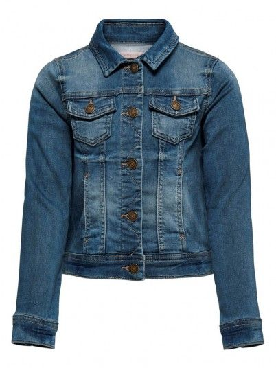 Jackets Girl Denim Only 15178272