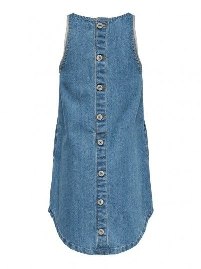 Dress Girl Denim Only 15179095