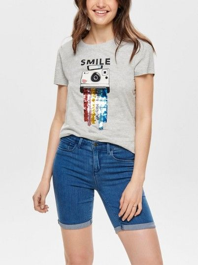 T-SHIRT MULHER COLLIE ONLY