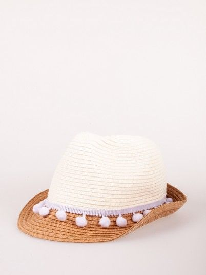 Sombrero Niña Beige Tiffosi Kids 10026334