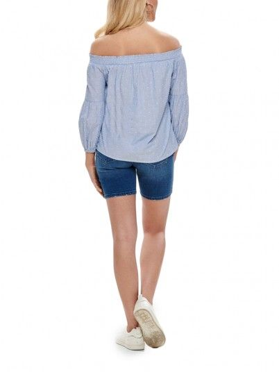 Top Women Blue Only 15169912