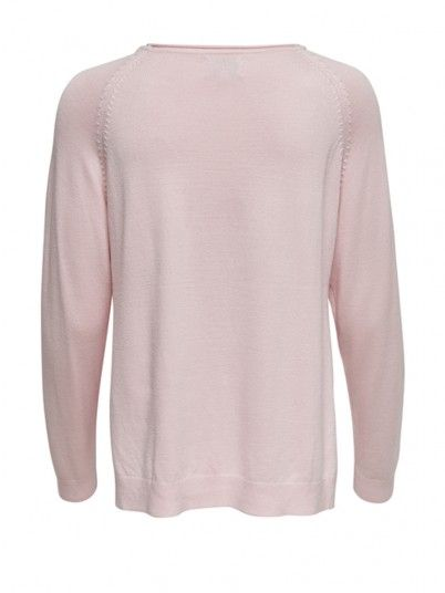 Sweat Mujer Rosa Only 15170603